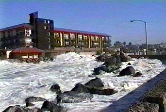 The El Nino storm of 1998.