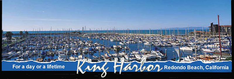 King Harbor Marina, Redondo Beach, California