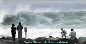 The Wave Watchers - Noel Diotte, c2001. We will soon offer free downloads of our art photos and sell large prints matted and framed in the near future.